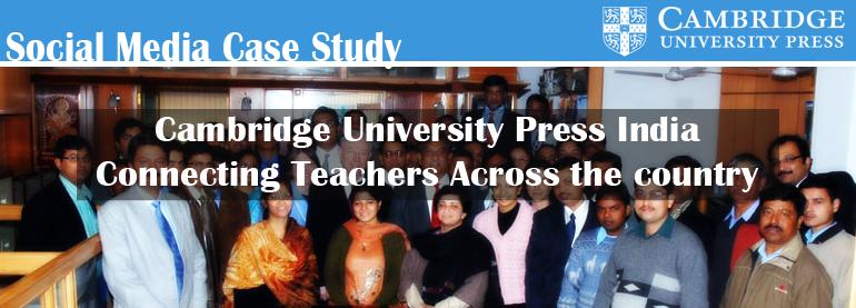 Cambridge University Case Study