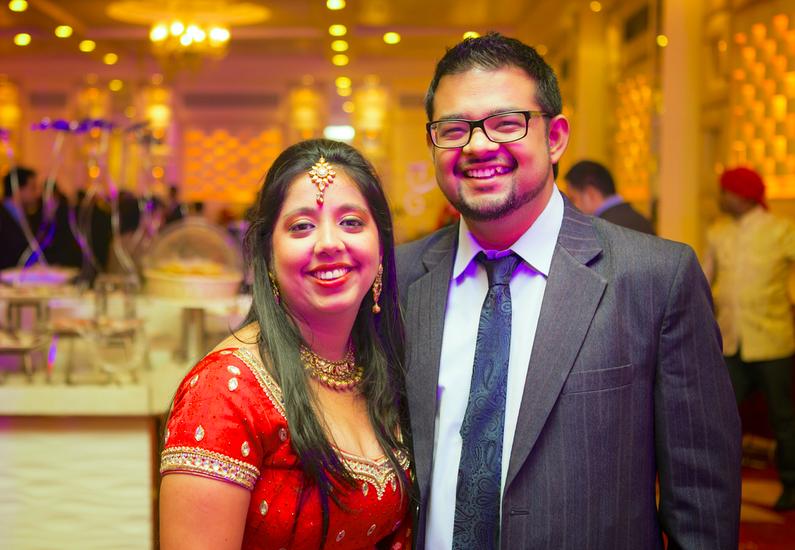 Shayon & Sonakshi