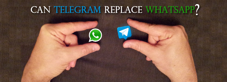 Whatsapp vs Telegram