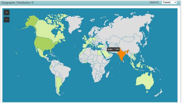 interop mumbai 2013 geographic distribution