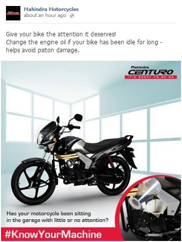 mahindra motorcycles