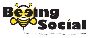 BeeingSocial Logo