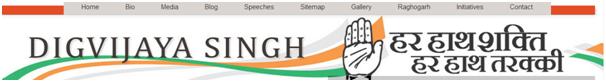 Digvijaya Singh Congress