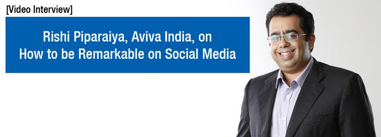 Rishi Piparaiya Remarkable On Social Media