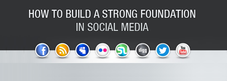 Stong Foundation in Social Media