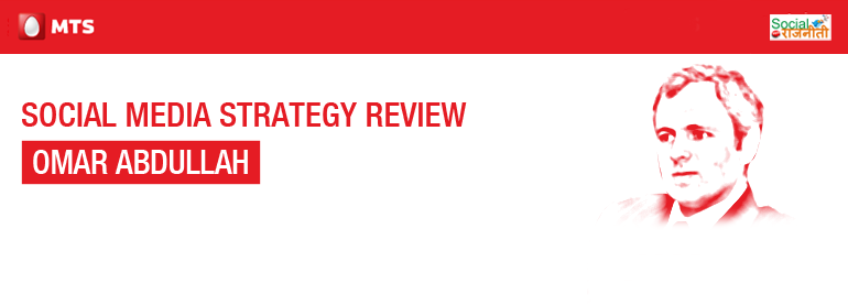 Strategy Review Omar Abdullah