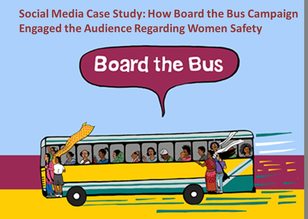 board the bus