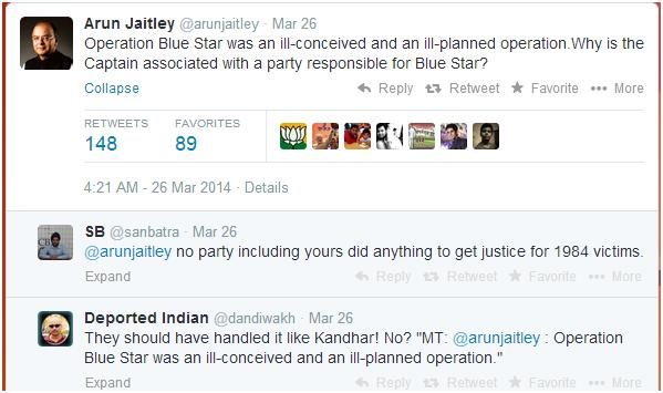 Arun Jaitley Twitter 1
