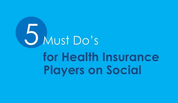 Social Media for Health Insurance