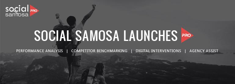 Launching Social Samosa PRO