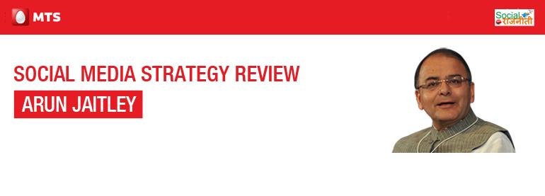 Strategy Review Arun Jaitely
