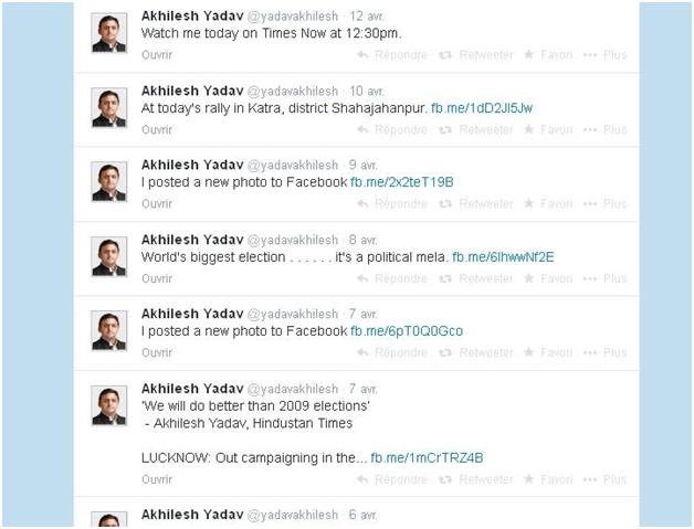 akhilesh yadav twitter