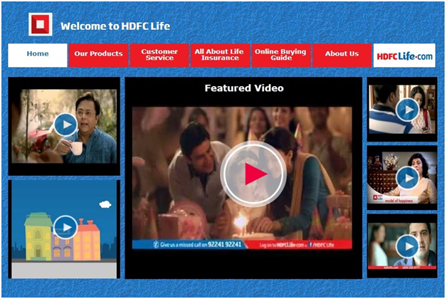 hdfc life - blog video