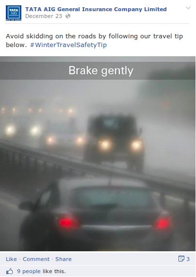 #WinterSafetyTips