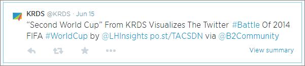 KRDS Virtual Word Cup 14