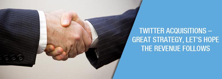 Twitter Acquisition