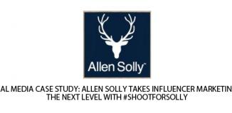Allen Solly #ShootForSolly