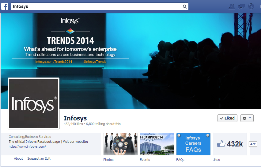 Infosys Trends 2014