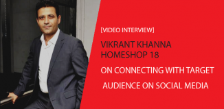 Vikrant on Connecting With Target Audience on Social Media