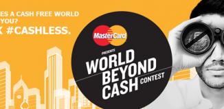 [Video Interview] Raja Balasubramanian, MasterCard, on their Recent Campaign 'World Beyond Cash'