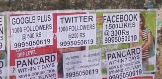 Selling Likes & Followers