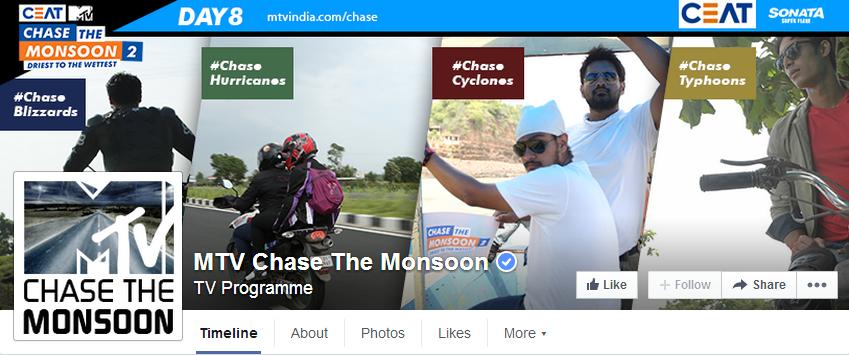 mtv chase