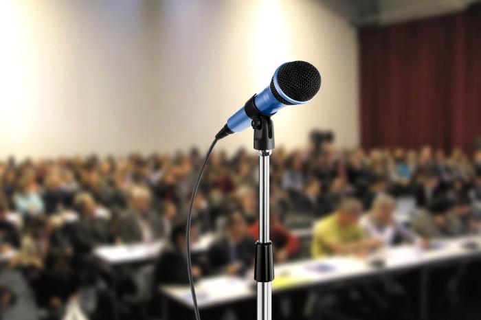handset microphone