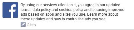 facebook notifica
