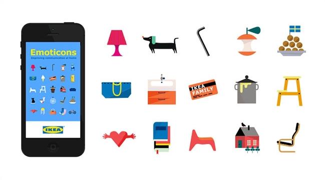 IKEA Emoji app