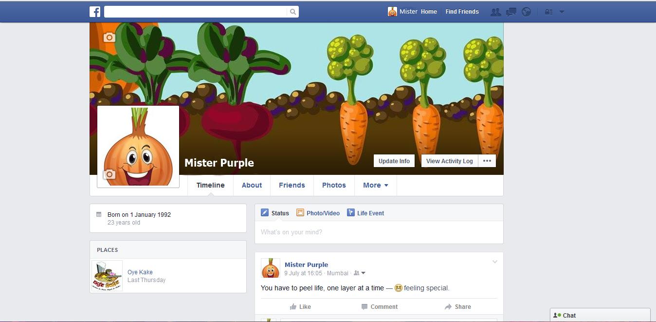 Mister Purple FB