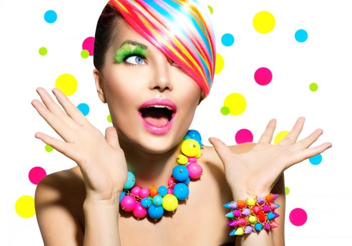 colour inspired social media