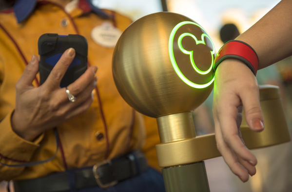 Disney-Magicbands
