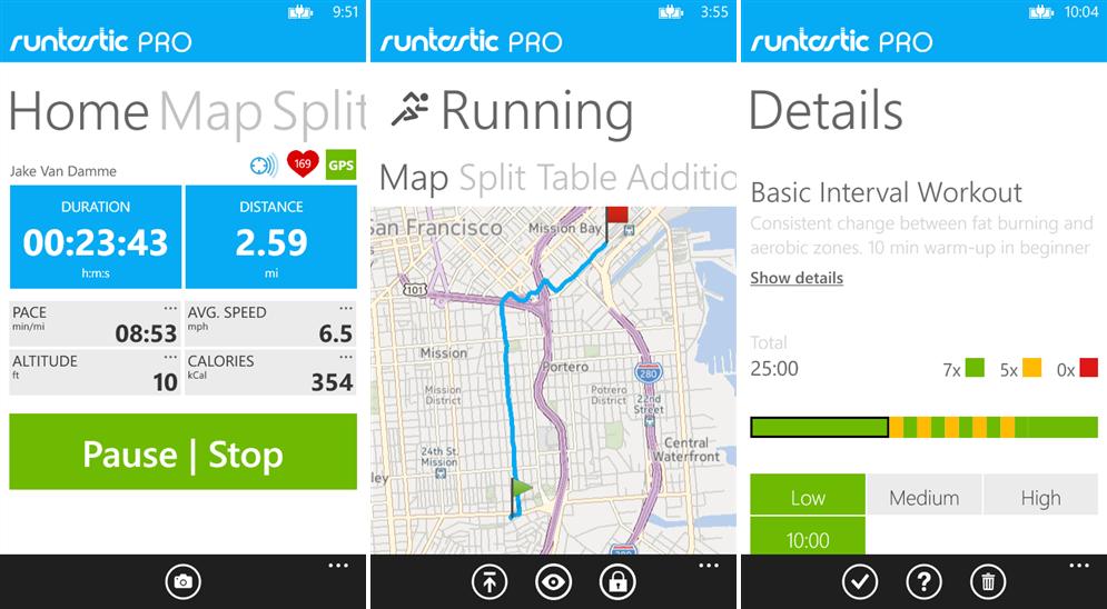 Runtastic-Pro-app