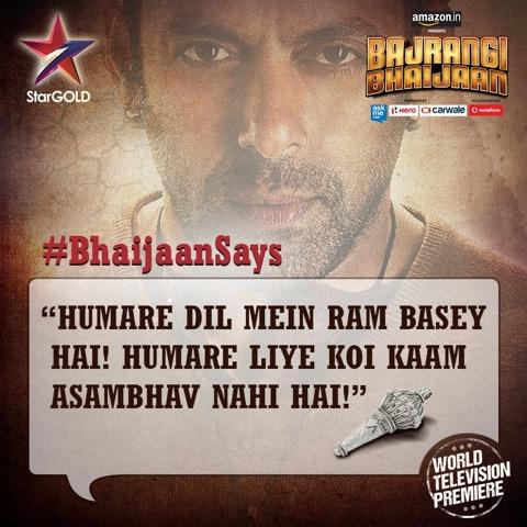 BhaijaanSays