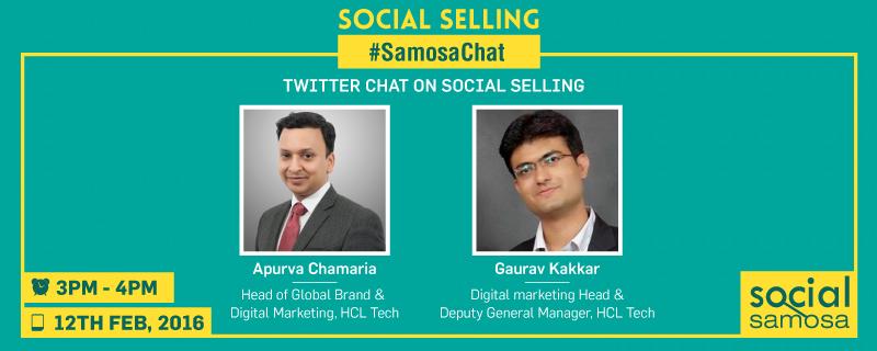 Samosa Chat - Social Selling
