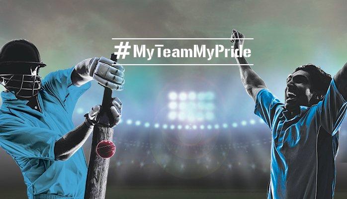 #MyTeamMyPride