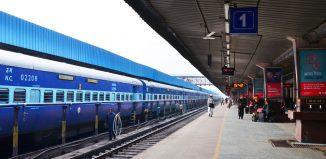 railway complaints on facebook-twitter