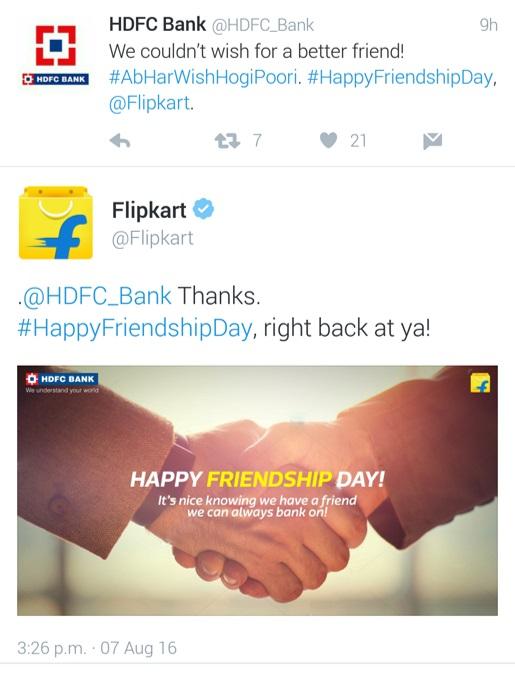 Flipkart Response