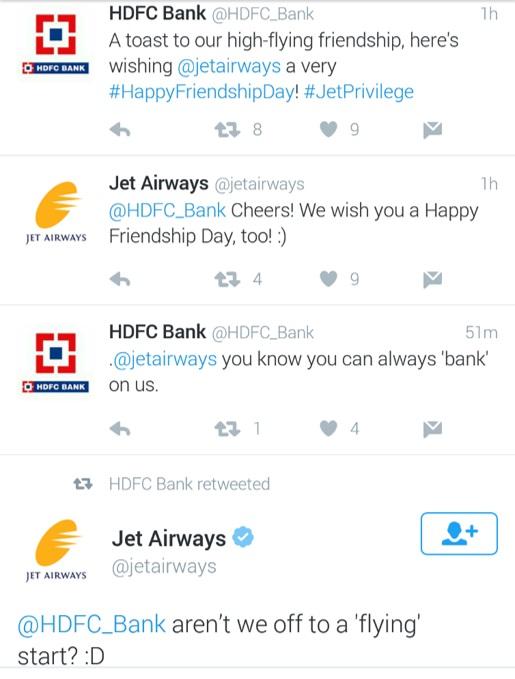 Jet Airways Response