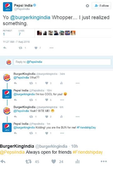 Pepsi bk
