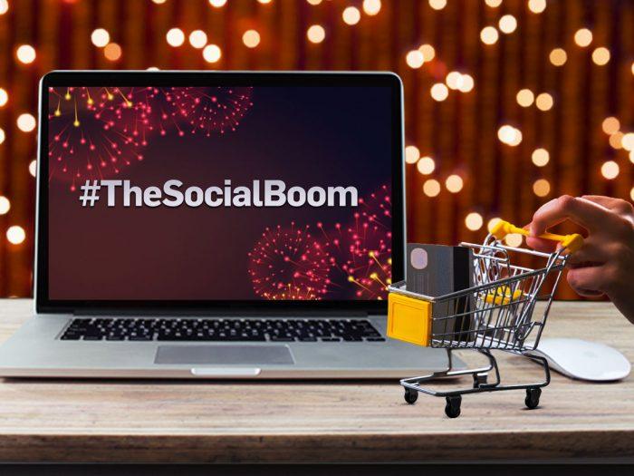 #TheSocialBoom