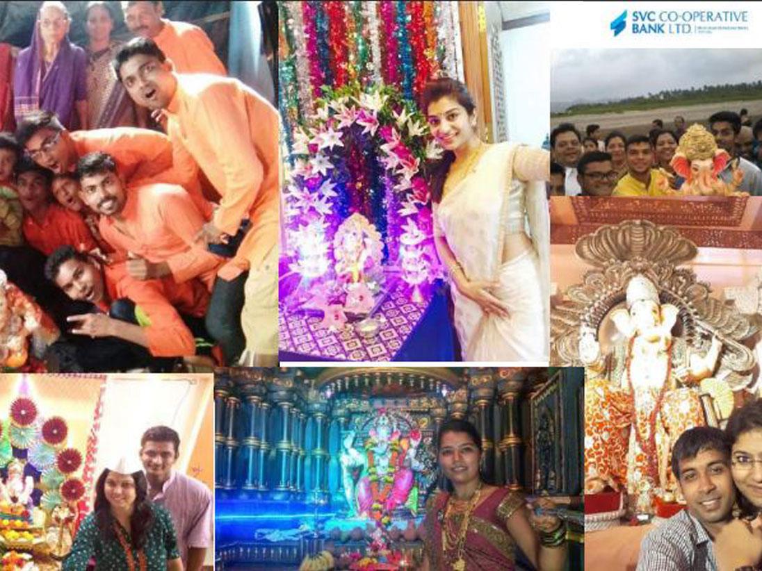 [Case Study] Shamrao Vithal Co Operative Bank #SelfieWithBappa