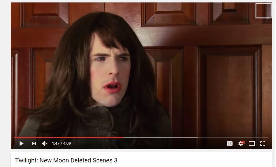 kristen video