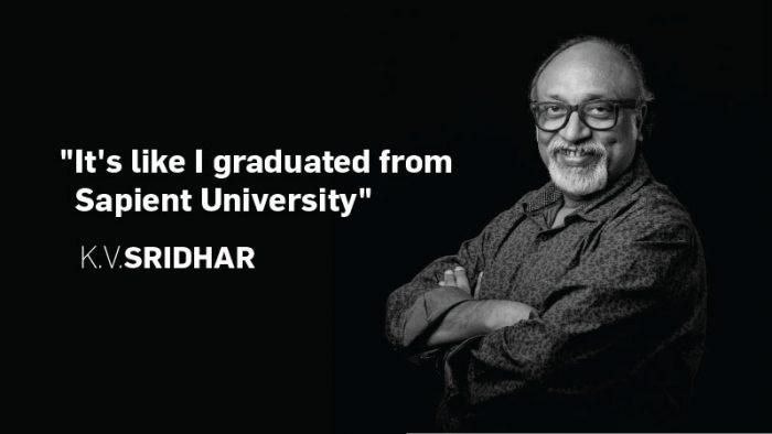 K V Sridhar