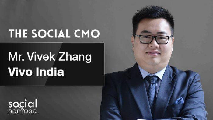 social media strategy Vivo