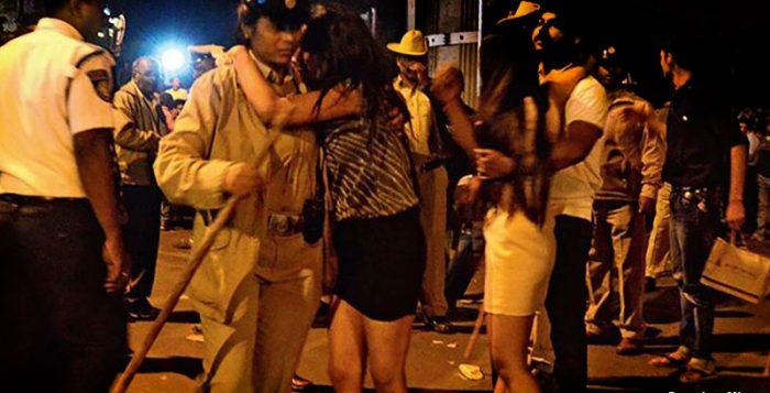 Bangalore Mass Molestation