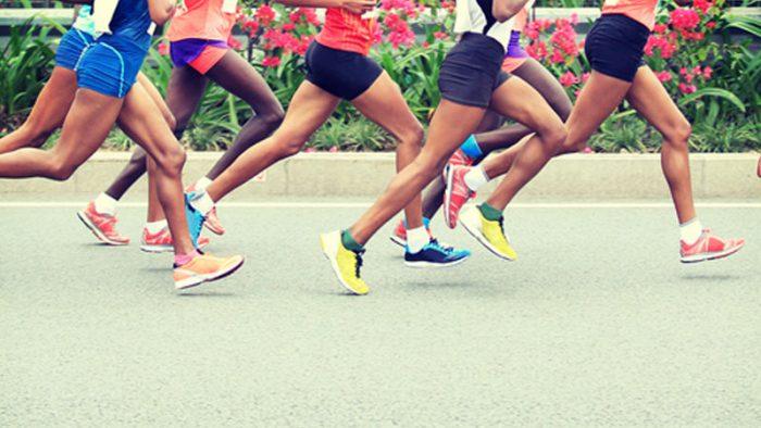 Volini owns marathons with #RunRecoverRepeat