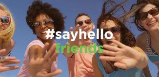 #SayHello - Motorola brings back iconic tagline Hello Moto