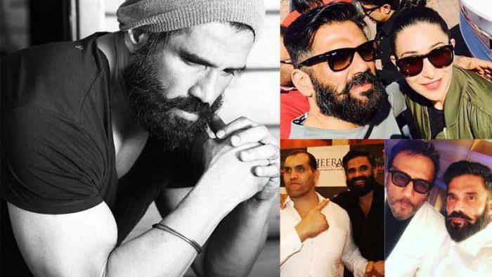 The resurgence of Suniel Shetty on Instagram