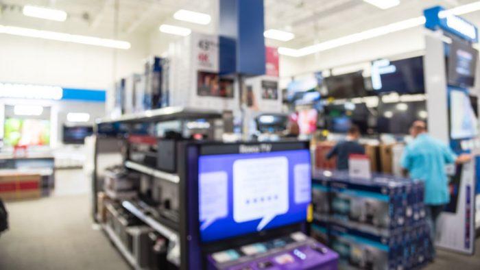 Consumer electronic brands on social media